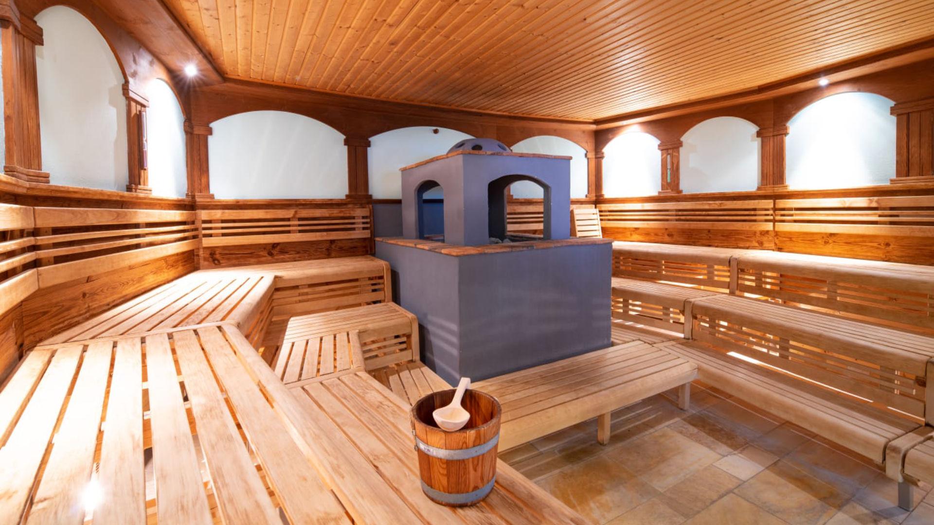 Therme Meersburg Bodensee Sauna